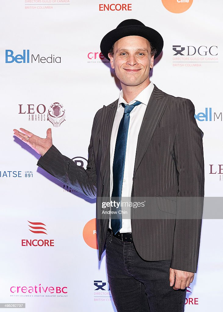 Actor Ben Cotton attends the 2014 Leo Awards - Gala Awards Ceremony at Fairmont Hotel Vancouver on June 1, 2014 in Vancouver, Canada.