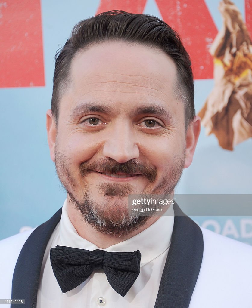 Actor <a gi-track='captionPersonalityLinkClicked' href=/galleries/search?phrase=Ben+Falcone&family=editorial&specificpeople=4068633 ng-click='$event.stopPropagation()'>Ben Falcone</a> arrives at the premiere of 'Tammy' at TCL Chinese Theatre on June 30, 2014 in Hollywood, California.