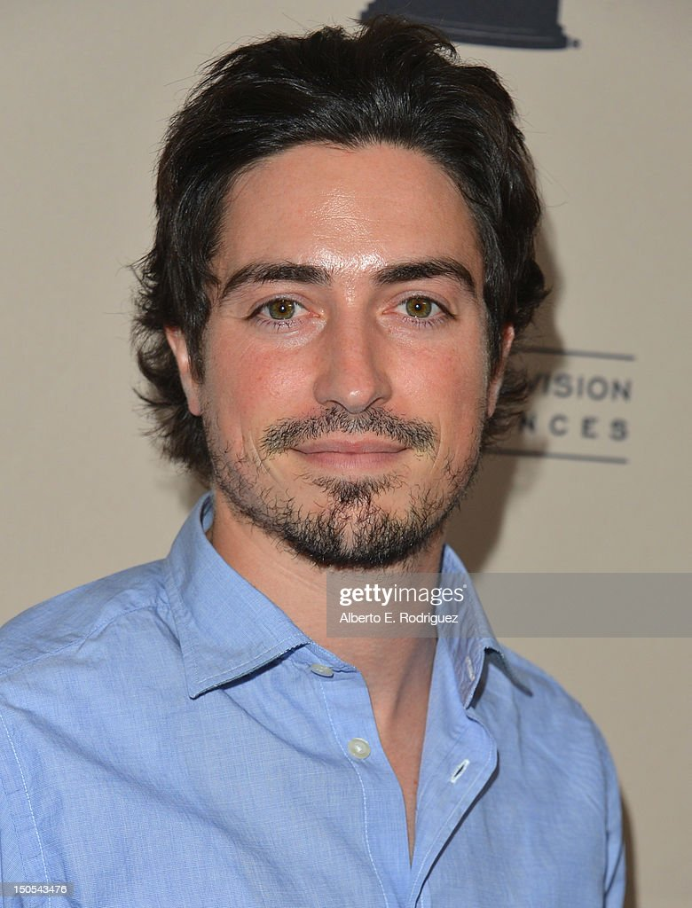 Actor Ben Feldman arrives to the Academy of Television Arts & Sciences' Performers Peer Group Cocktail Reception at the Sheraton Hotel on August 20, 2012 in Universal City, California.
