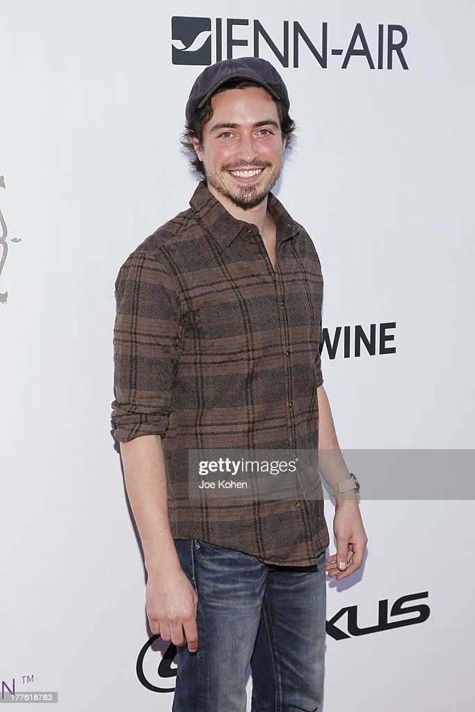 Actor <a gi-track='captionPersonalityLinkClicked' href=/galleries/search?phrase=Ben+Feldman&family=editorial&specificpeople=709365 ng-click='$event.stopPropagation()'>Ben Feldman</a> attends LEXUS Live On Grand At The 3rd Annual Los Angeles Food & Wine Festival on August 24, 2013 in Los Angeles, California.