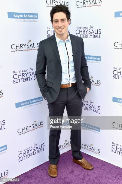 Actor Ben Feldman attends the 16th Annual Chrysalis Butterfly Ball at Private Residence on June 3 2017 in Brentwood California