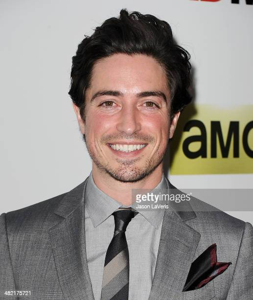 Actor Ben Feldman attends the season 7 premiere of 'Mad Men' at ArcLight Cinemas on April 2 2014 in Hollywood California