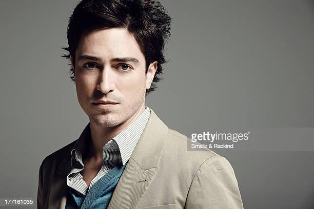 Actor Ben Feldman is photographed for Us Weekly on April 10 2013 in Los Angeles California