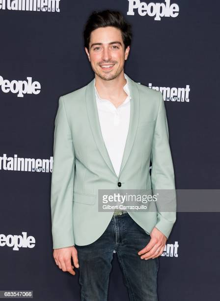 Actor Ben Feldman of Superstore attends Entertainment Weekly People New York Upfronts at 849 6th Ave on May 15 2017 in New York City