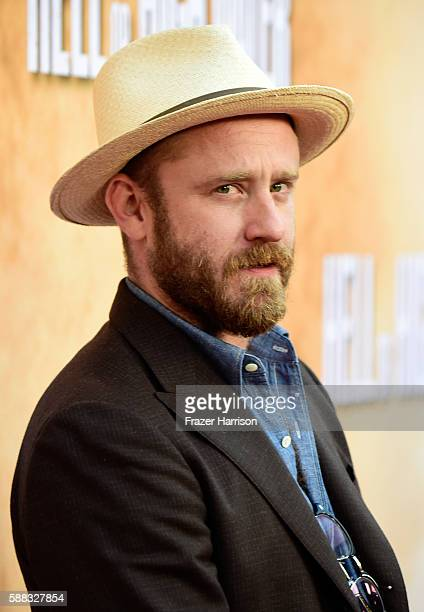 Actor Ben Foster arrives at the Los Angeles Red Carpet Screening Of 'Hell Or High Water' at ArcLight Cinemas on August 10 2016 in Hollywood California