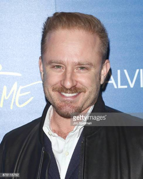 Actor Ben Foster attends the screening of Sony Pictures Classics' 'Call Me By Your Name' hosted by Calvin Klein and The Cinema Society at Museum of...