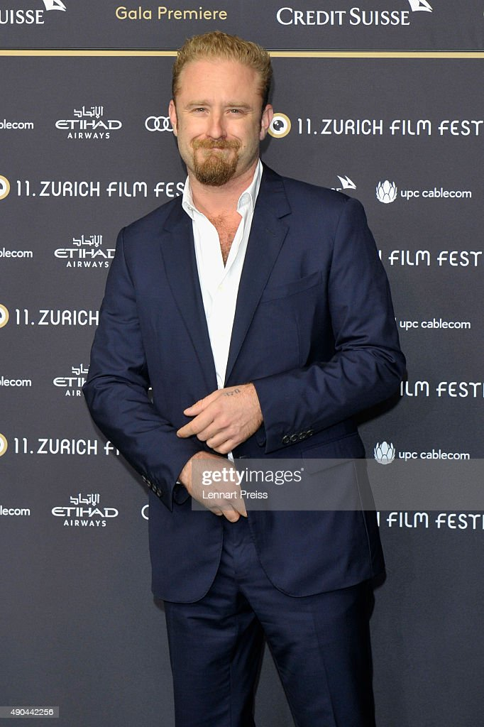 'The Program' Premiere - Zurich Film Festival 2015