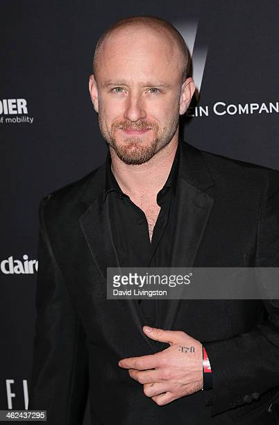 Actor Ben Foster attends The Weinstein Company's 2014 Golden Globe Awards After Party at The Beverly Hilton hotel on January 12 2014 in Beverly Hills...