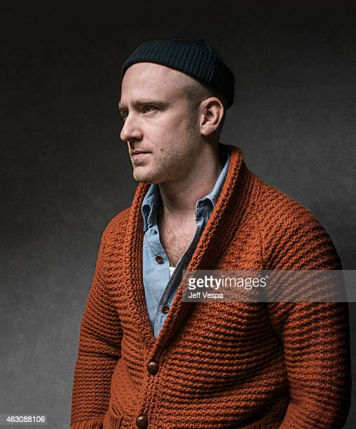 Actor Ben Foster is photographed for The Art of Discovery Hollywood Stars Reveal Their Inspirations Rizzoli