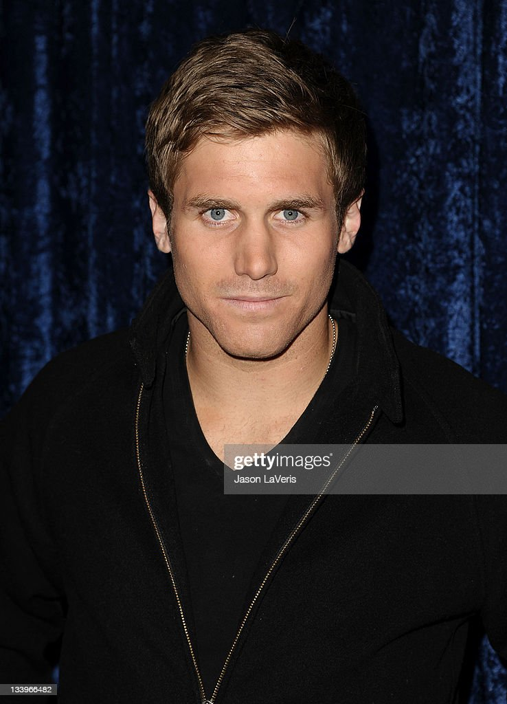 Actor Ben Gavin attends the 'Super 8' blu-ray and DVD release party at AMPAS Samuel Goldwyn Theater on November 22, 2011 in Beverly Hills, California.