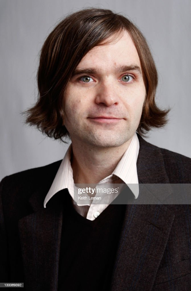 Actor Ben Gibbard poses for a portrait during the 2009 Sundance Film Festival held at the Film Lounge Media Center on January 19, 2009 in Park City, Utah.