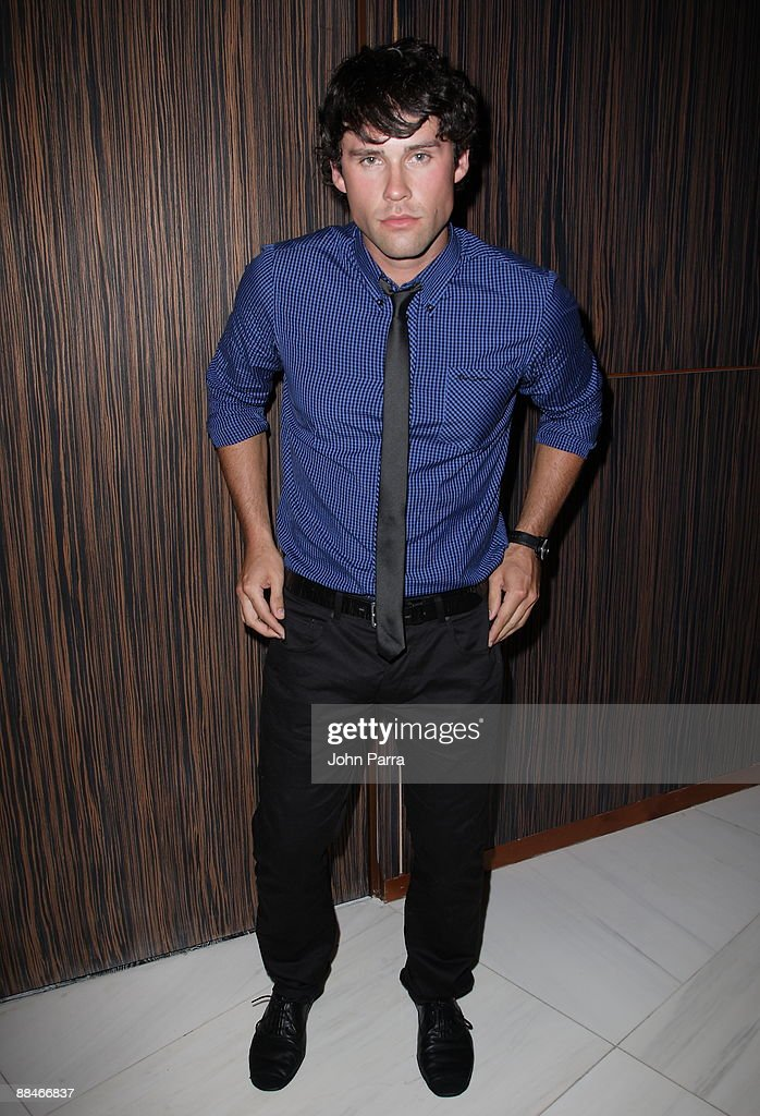 Actor Ben Hollingsworth arrives for the A Beautiful Life And The Vampire Diaries Kick Off Party at Liv Nightclub Fountainebleau Miami Beach on June...