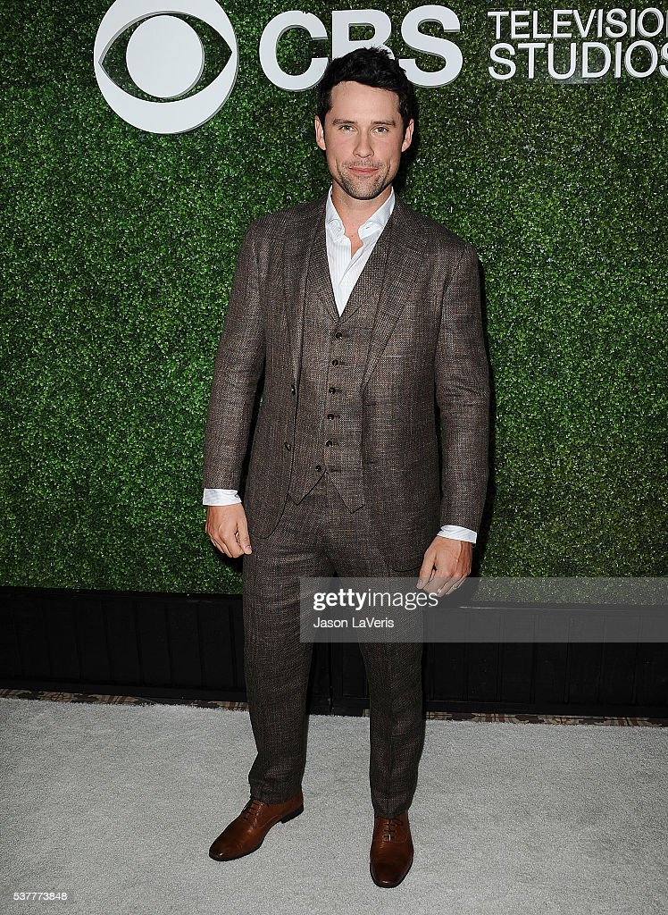 Actor Ben Hollingsworth attends the 4th annual CBS Television Studios Summer Soiree at Palihouse on June 2 2016 in West Hollywood California