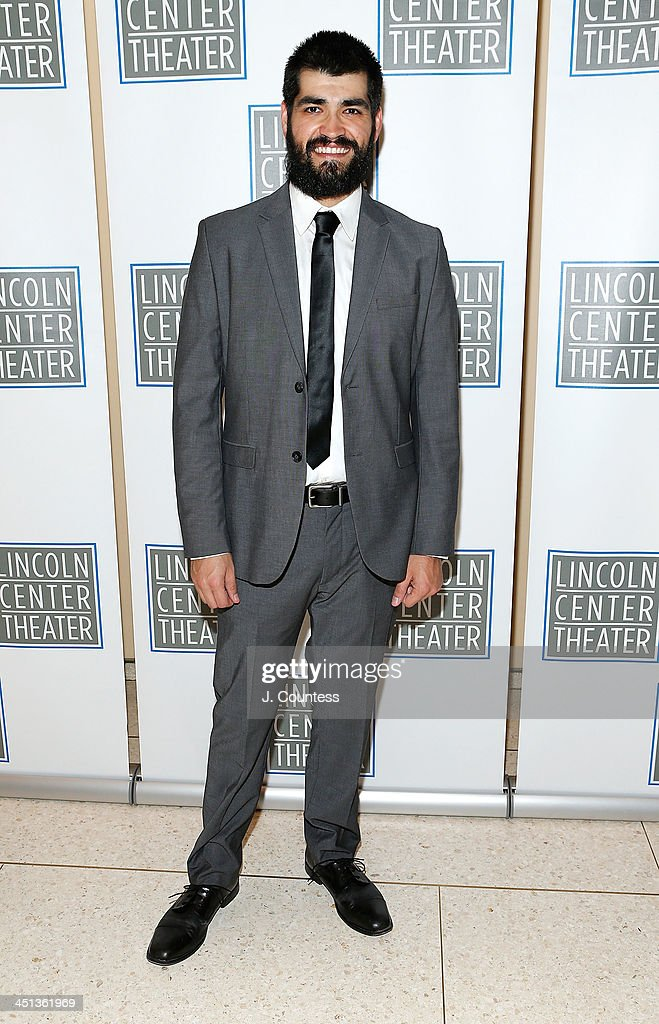 Actor Ben Horner attends the afterparty for the opening night of 'Shakespeare's Macbeth' at Avery Fisher Hall, Lincoln Center on November 21, 2013 in New York City.