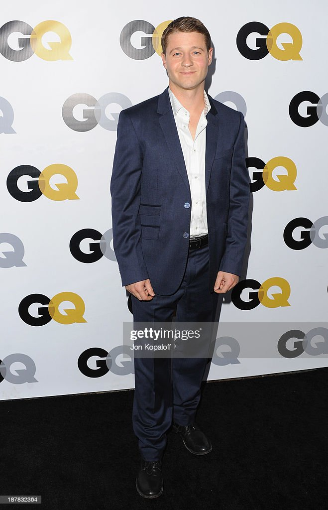 Actor Ben McKenzie arrives at GQ Celebrates The 2013 'Men Of The Year' at The Wilshire Ebell Theatre on November 12, 2013 in Los Angeles, California.