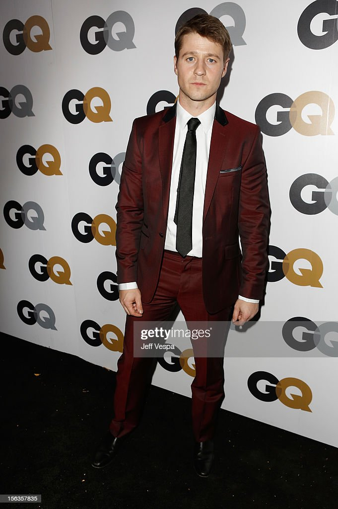 Actor Ben McKenzie arrives at the GQ Men of the Year Party at Chateau Marmont on November 13, 2012 in Los Angeles, California.