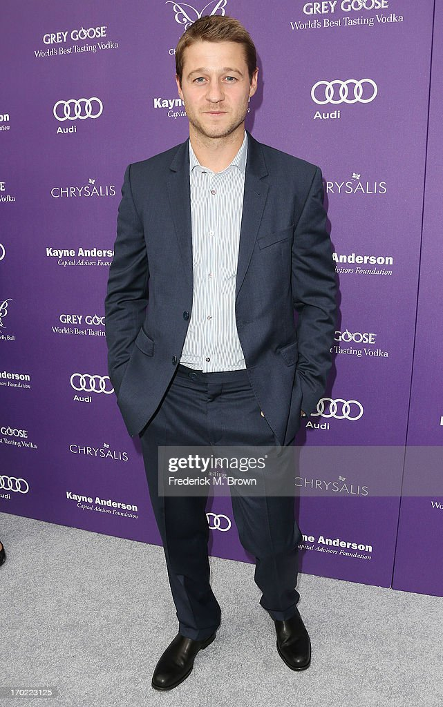 Actor Ben McKenzie attends the 12th Annual Chrysalis Butterfly Ball on June 8, 2013 in Los Angeles, California.