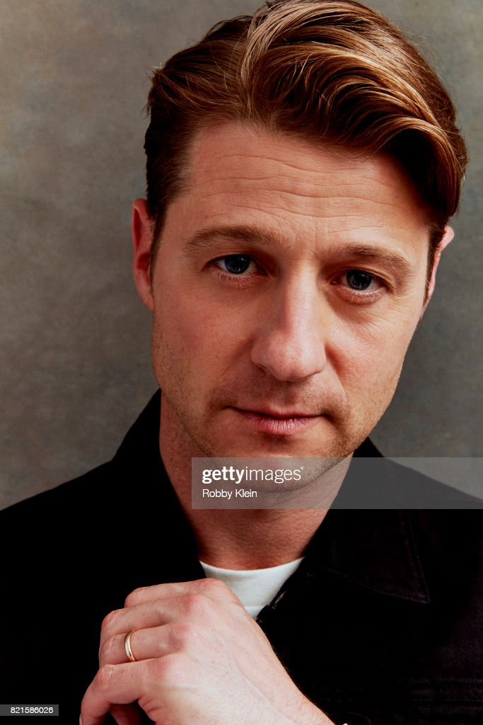 Actor Ben McKenzie from FOX's 'Gotham' poses for a portrait during Comic-Con 2017 at Hard Rock Hotel San Diego on July 22, 2017 in San Diego, California
