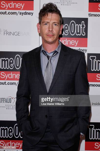 Actor Ben Mendelsohn arrives at the premiere of 'Animal Kingdom' on May 25 2010 in Sydney Australia