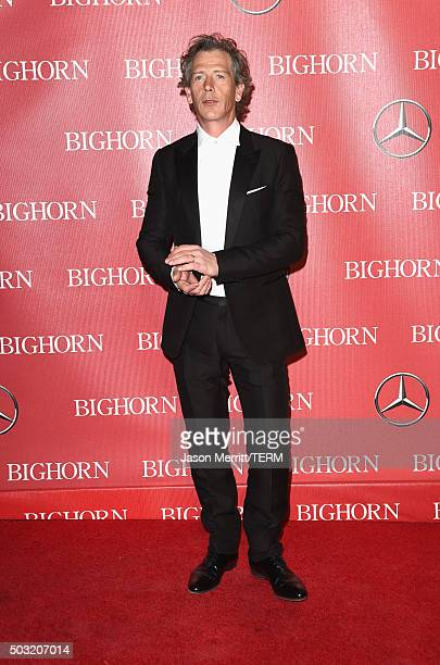 Actor Ben Mendelsohn attends the 27th Annual Palm Springs International Film Festival Awards Gala at Palm Springs Convention Center on January 2 2016...