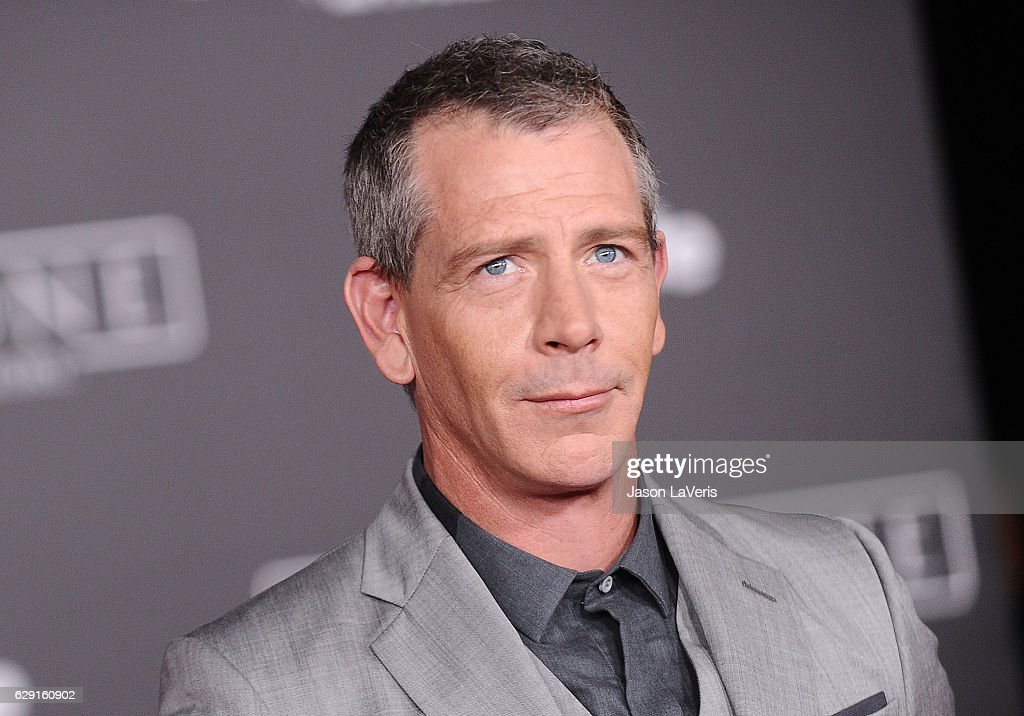Actor Ben Mendelsohn attends the premiere of 'Rogue One: A Star Wars Story' at the Pantages Theatre on December 10, 2016 in Hollywood, California.