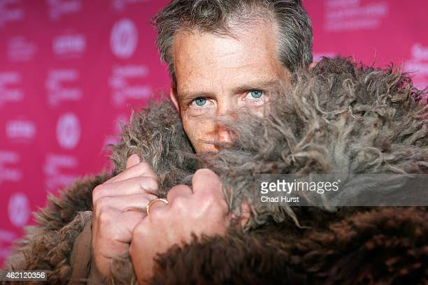 Actor Ben Mendelsohn attends the 'Slow West' Premiere during the 2015 Sundance Film Festival at The Marc Theatre on January 24 2015 in Park City Utah