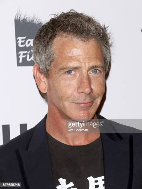 Actor Ben Mendelsohn attends the 'UNA' New York VIP screening at Landmark Sunshine Cinema on October 4 2017 in New York City