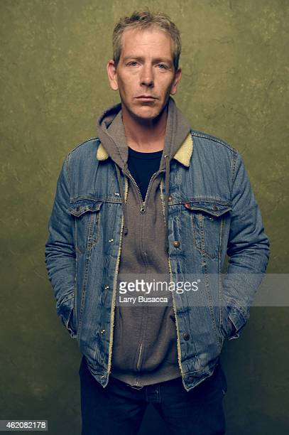 Actor Ben Mendelsohn from 'Slow West' pose for a portrait at the Village at the Lift Presented by McDonald's McCafe during the 2015 Sundance Film...