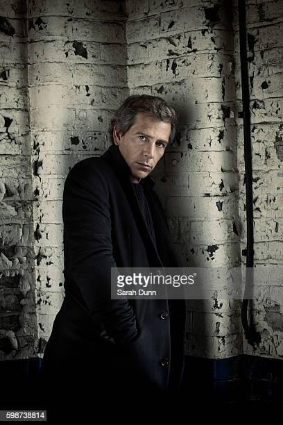 Actor Ben Mendelsohn is photographed for Empire magazine on September 2 2015 in London England