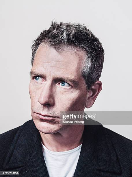 Actor Ben Mendelsohn is photographed for Variety on February 3 2015 in Park City Utah