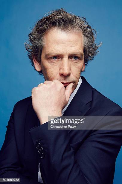Actor Ben Mendelsohn poses for a portrait at the 2016 Film Independent Filmmaker Grant And Spirit Award Nominees Brunch on January 9 2016 in Los...