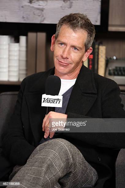 Actor Ben Mendelsohn speaks at The Variety Studio At Sundance Presented By Dockers on January 25 2015 in Park City Utah