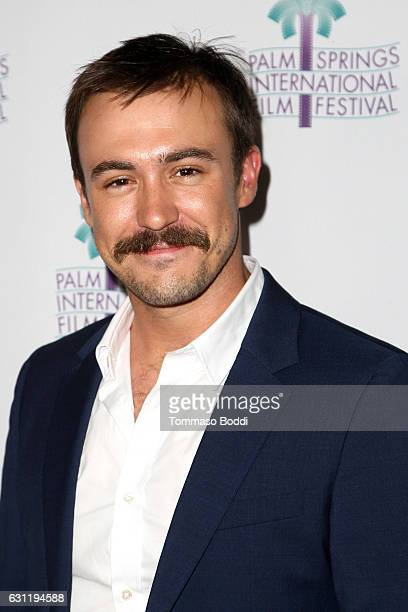 Actor Ben O'Toole attends the screening of 'Everybody Loves Somebody' during the 28th Annual Palm Springs International Film Festival Film Screenings...