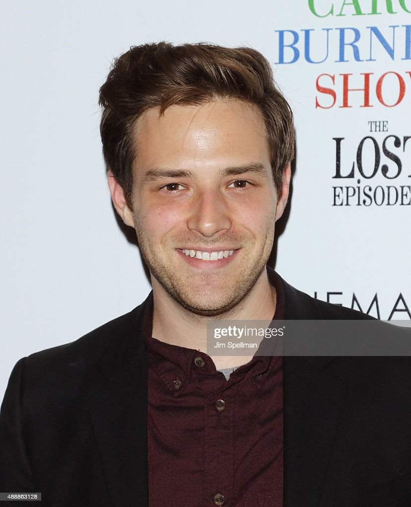 Actor Ben Rappaport attends 'The Carol Burnett Show: The Lost Episodes' screening hosted by Time Life and The Cinema Society at Tribeca Grand Hotel on September 17, 2015 in New York City.