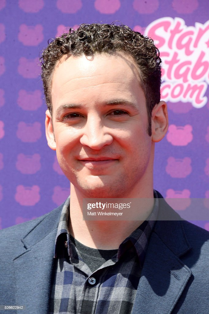 Actor <a gi-track='captionPersonalityLinkClicked' href=/galleries/search?phrase=Ben+Savage&family=editorial&specificpeople=1060126 ng-click='$event.stopPropagation()'>Ben Savage</a> attends the 2016 Radio Disney Music Awards at Microsoft Theater on April 30, 2016 in Los Angeles, California.