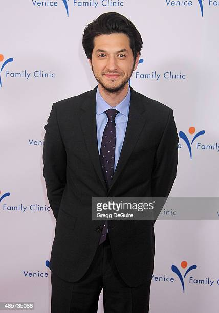 Actor Ben Schwartz arrives at Venice Family Clinic's 33rd Annual Silver Circle Gala at the Beverly Wilshire Four Seasons Hotel on March 9 2015 in...