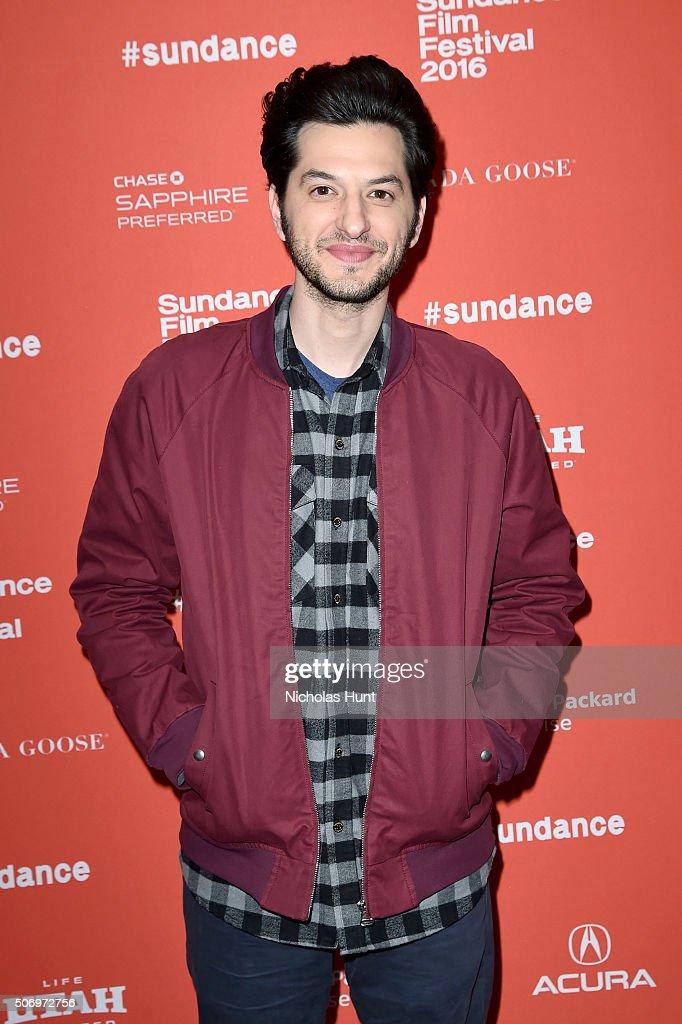 """The Intervention"" Premiere - Arrivals - 2016 Sundance Film Festival"
