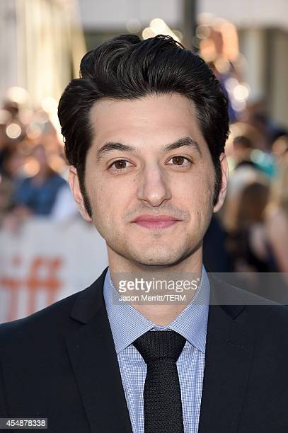 Actor Ben Schwartz attends the 'This Is Where I Leave You' premiere during the 2014 Toronto International Film Festival at Roy Thomson Hall on...