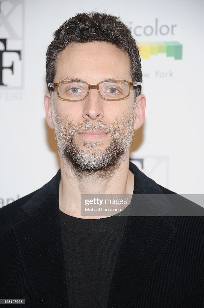 Actor Ben Shenkman attends the closing night awards during the 2013 First Time Fest at The Players Club on March 4, 2013 in New York City.