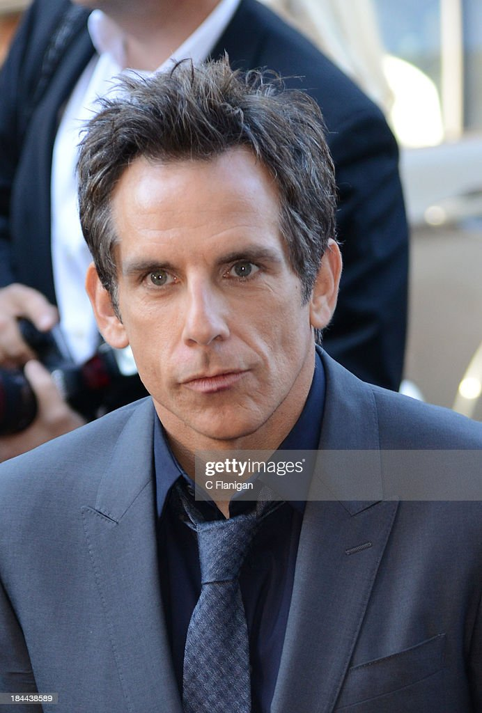 Actor Ben Stiller arrives during the 36th Annual Mill Valley Film Festival at CineArts Sequoia Theatre on October 13, 2013 in Mill Valley, California.