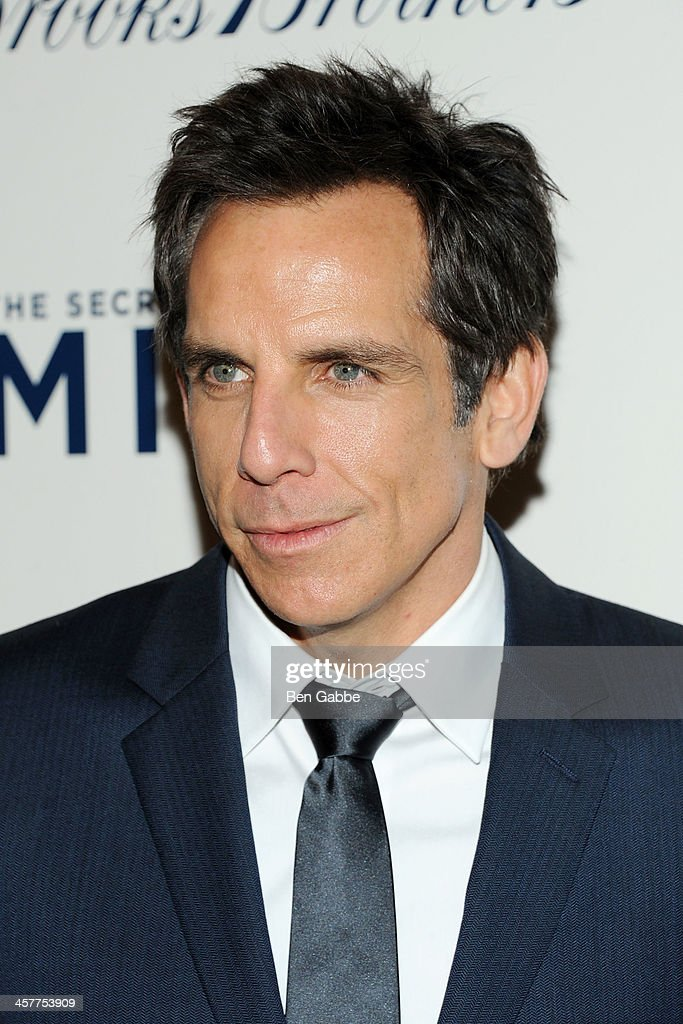 Actor <a gi-track='captionPersonalityLinkClicked' href=/galleries/search?phrase=Ben+Stiller&family=editorial&specificpeople=201806 ng-click='$event.stopPropagation()'>Ben Stiller</a> attends 20th Century Fox with The Cinema Society & Brooks Brothers host a screening of 'The Secret Life of Walter Mitty' at The Museum of Modern Art on December 18, 2013 in New York City.