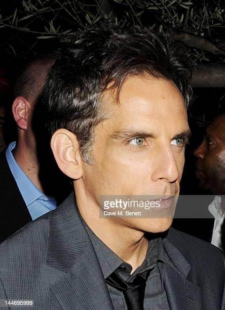 Actor Ben Stiller attends as The IFP Calvin Klein Collection euphoria Calvin Klein celebrate Women In Film during the 65th Cannes Film Festival at...
