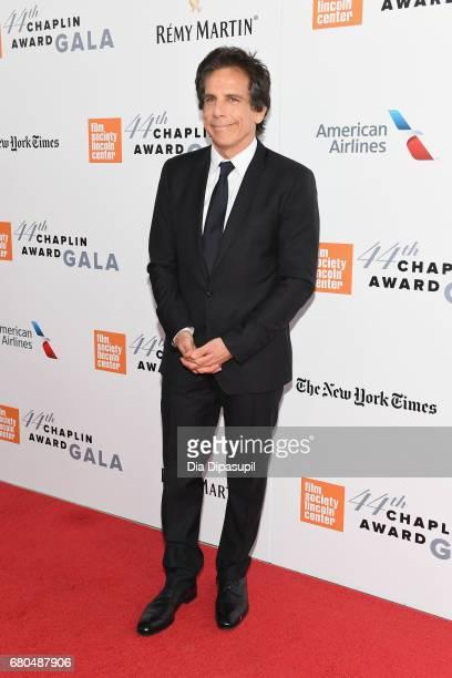 Actor Ben Stiller attends the 44th Chaplin Award Gala at David H Koch Theater at Lincoln Center on May 8 2017 in New York City