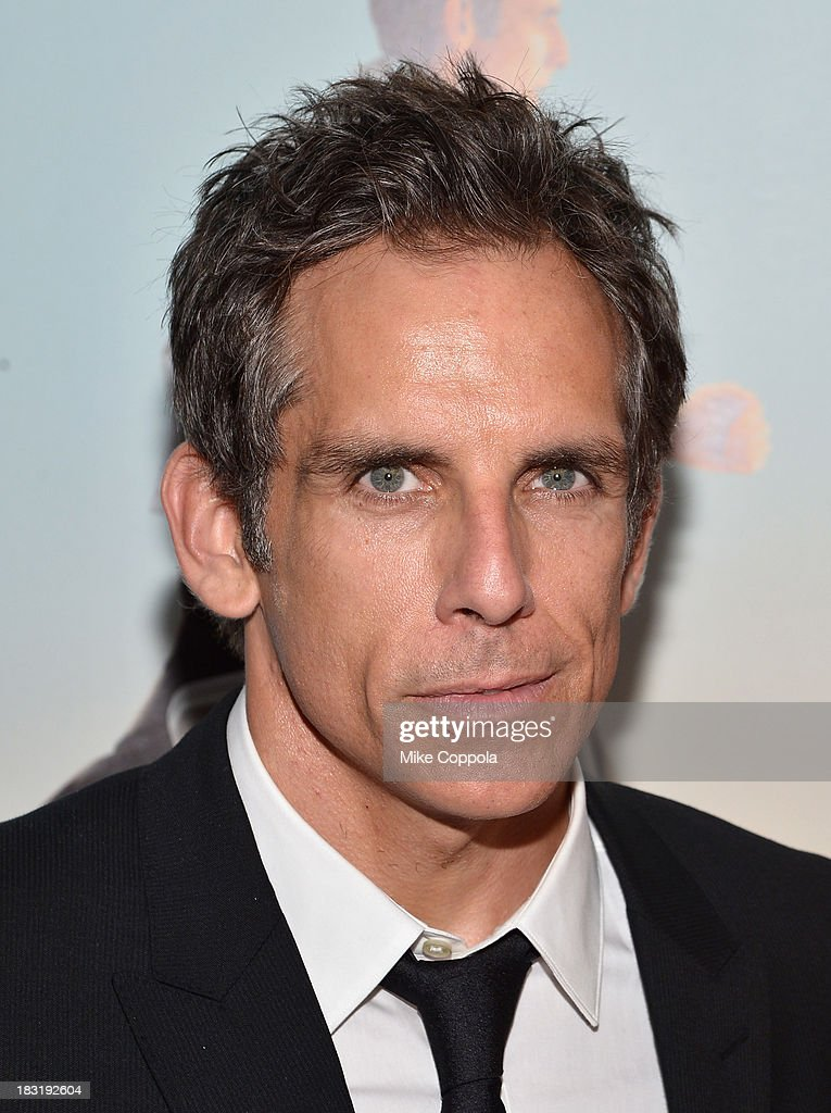 Actor <a gi-track='captionPersonalityLinkClicked' href=/galleries/search?phrase=Ben+Stiller&family=editorial&specificpeople=201806 ng-click='$event.stopPropagation()'>Ben Stiller</a> attends the Centerpiece Gala Presentation Of 'The Secret Life Of Walter Mitty' during the 51st New York Film Festival at Alice Tully Hall at Lincoln Center on October 5, 2013 in New York City.