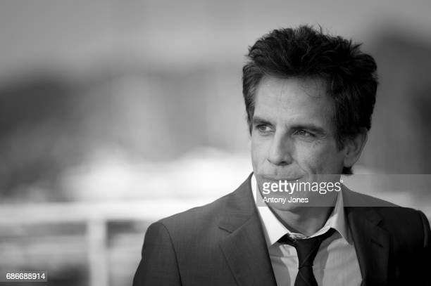 Actor Ben Stiller attends 'The Meyerowitz Stories' photocall during the 70th annual Cannes Film Festival at on May 21 2017 in Cannes France