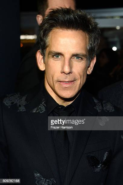 Actor Ben Stiller attends the 'Zoolander No 2' World Premiere at Alice Tully Hall on February 9 2016 in New York City