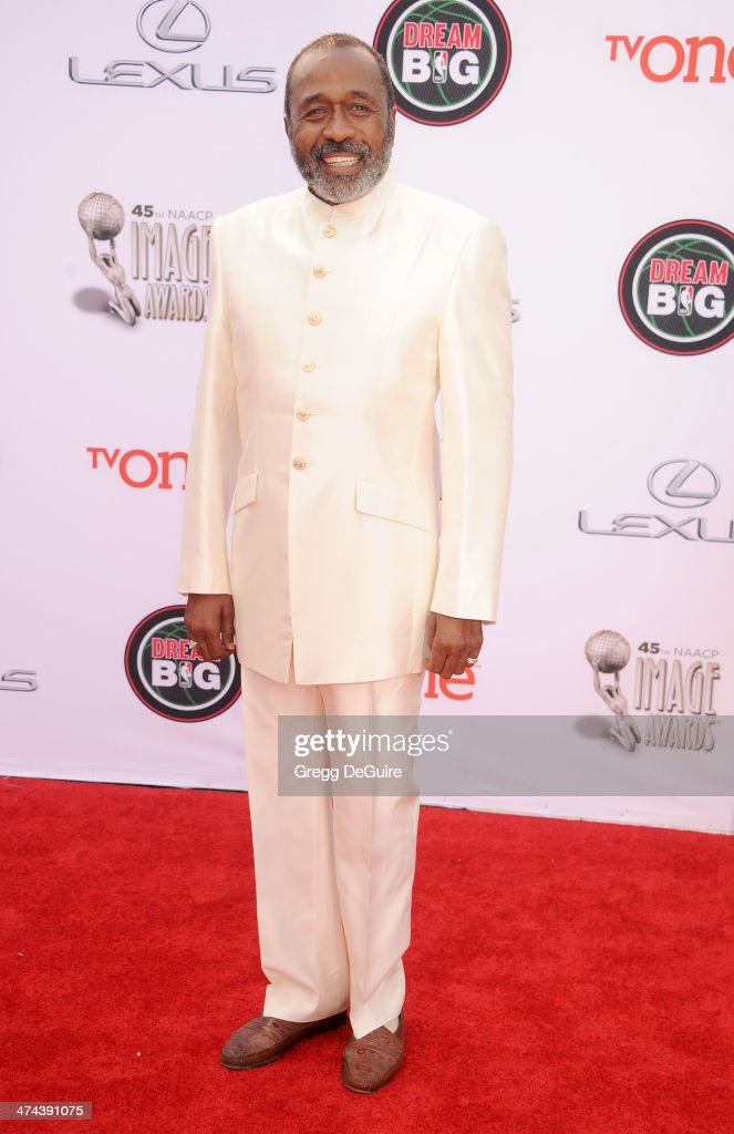 Actor Ben Vereen arrives at the 45th NAACP Image Awards at Pasadena Civic Auditorium on February 22 2014 in Pasadena California