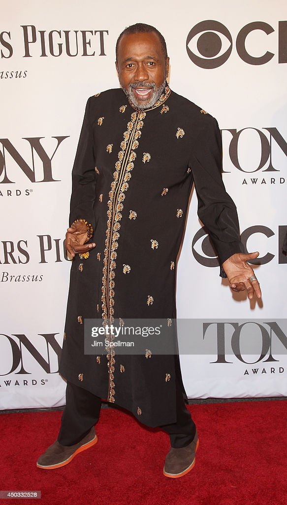 Actor Ben Vereen attends American Theatre Wing's 68th Annual Tony Awards at Radio City Music Hall on June 8, 2014 in New York City.