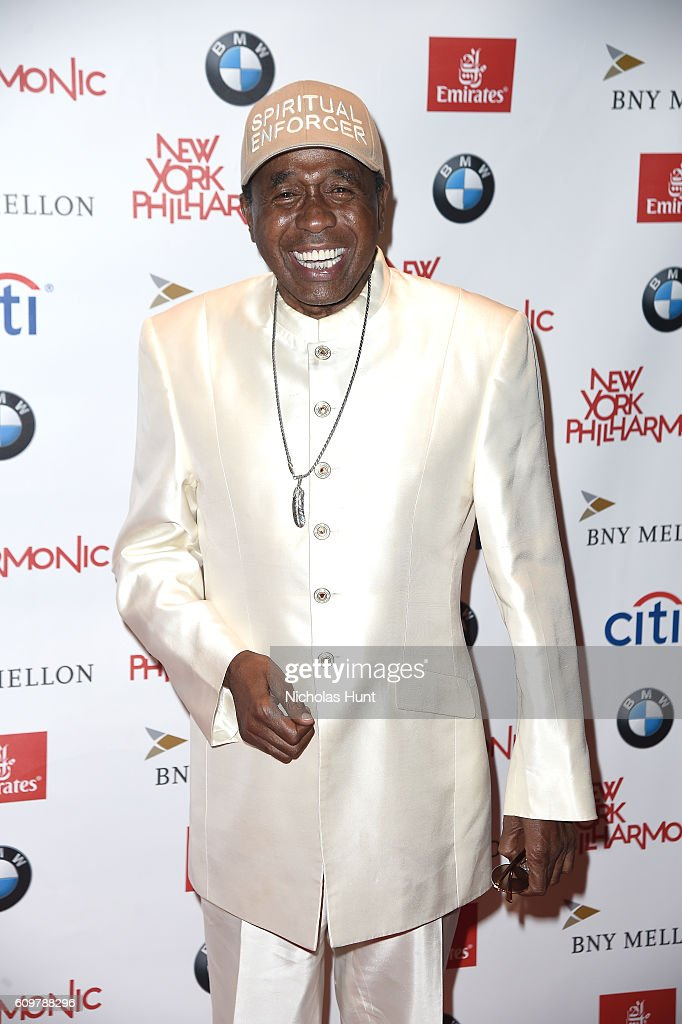 Actor Ben Vereen attends New York Philharmonic's Opening Gala Celebrating the 175th Anniversary Season at David Geffen Hall on September 21, 2016 in New York City.