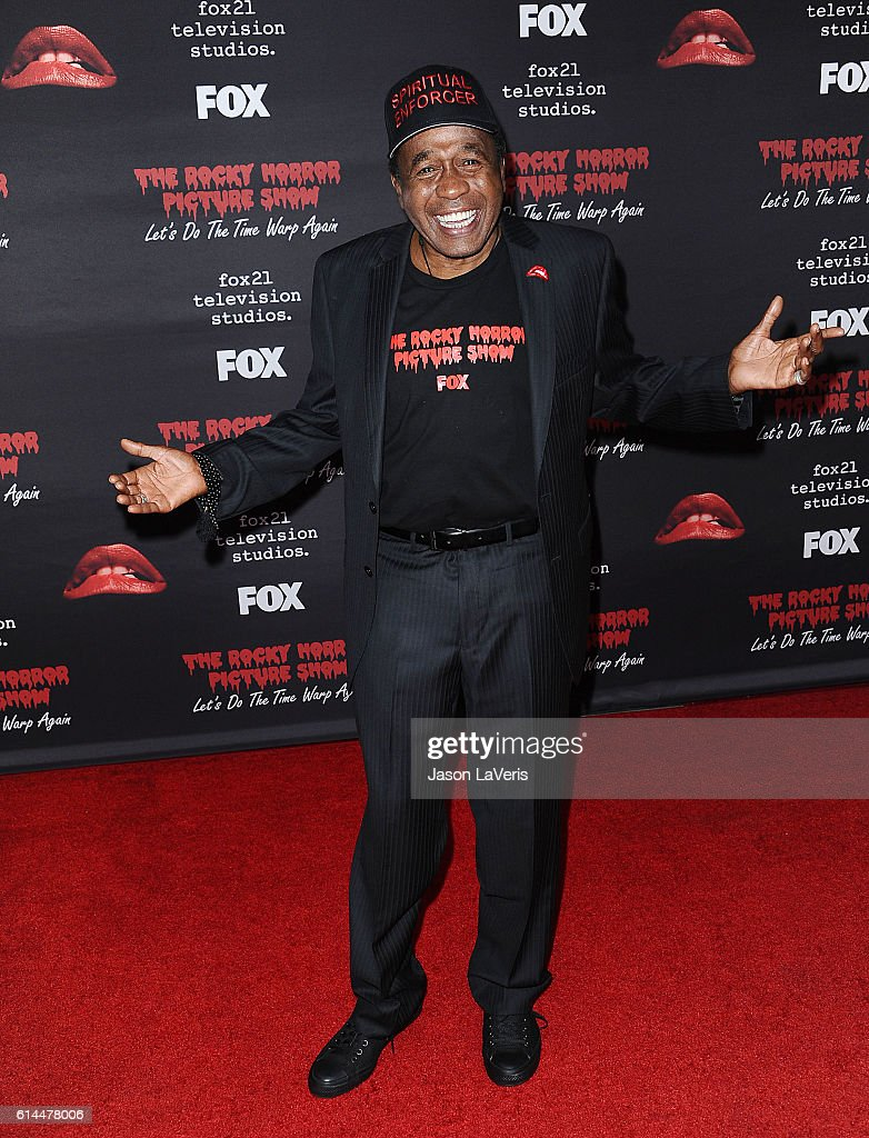 Actor Ben Vereen attends the premiere of 'The Rocky Horror Picture Show: Let's Do The Time Warp Again' at The Roxy Theatre on October 13, 2016 in West Hollywood, California.